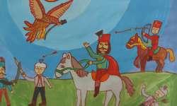 1 Чудовий птах Турул , Тар Естер 10 р. вкл. Габор Г. Г.
