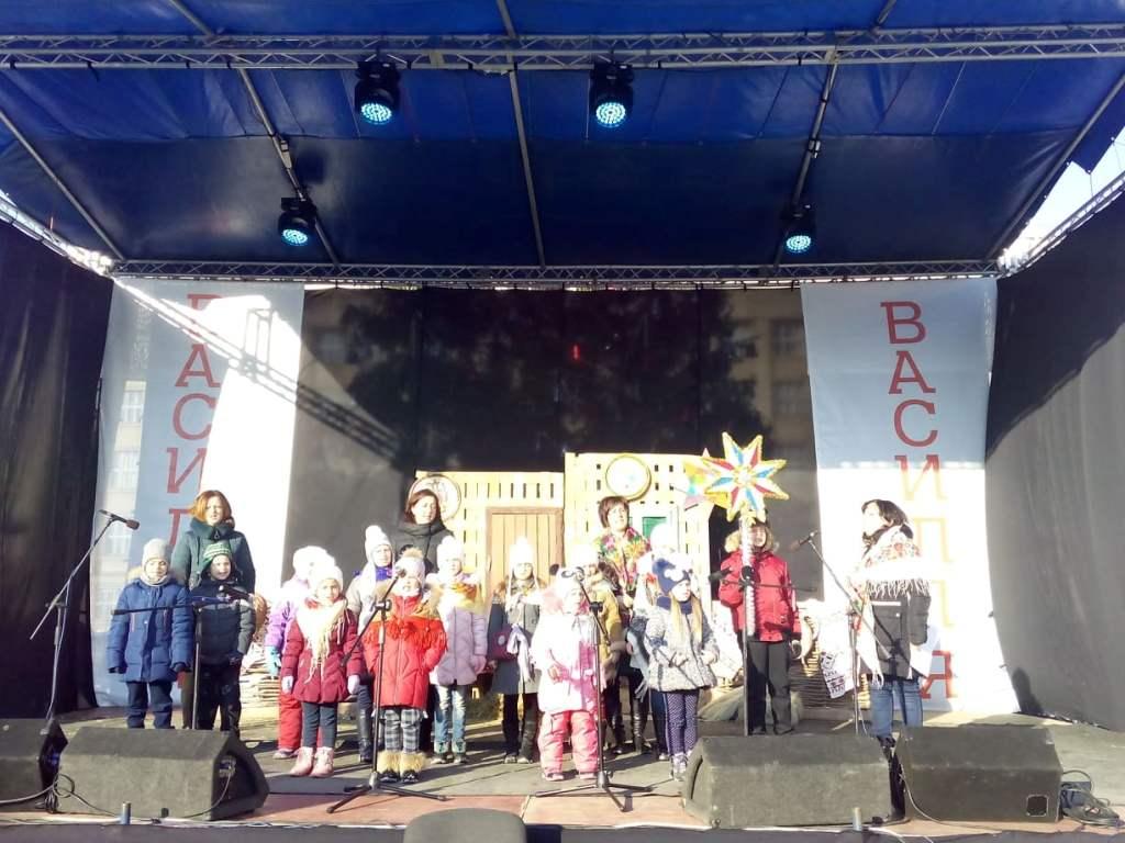 II Міжнародний гастрономічно-колядницький фестиваль «Василля» стартував
