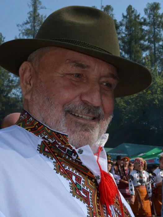 Народний артист України Петро Матій