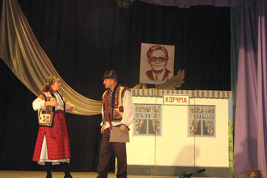 Обласний фестиваль аматорських театральних колективів імені Всеволода Майданного