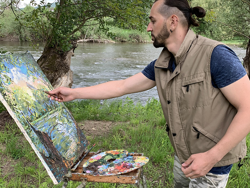 Запрошуємо до участі в онлайн-виставці аматорів та професійних митців