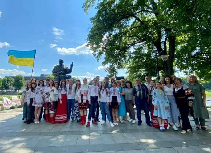 В Ужгороді відбулися поетичні читання