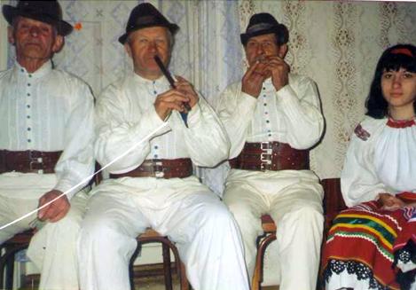 Традиції ансамблевої гри на дримбах с. Драгово Хустського району