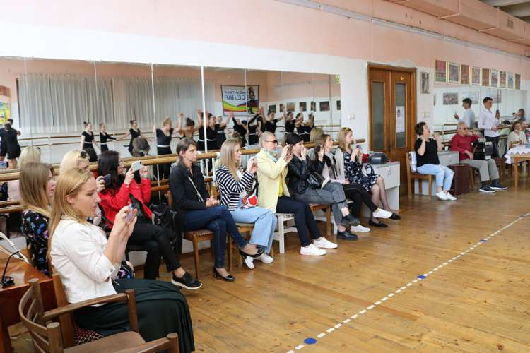 Про регіональні особливості хореографічного мистецтва Закарпаття розповідали на семінарі-практикумі в Ужгороді