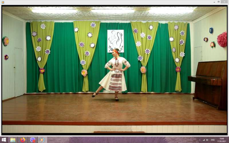 Визначено переможців ІІ туру обласного дистанційного конкурсу хореографічної майстерності серед учнів мистецьких шкіл області (народно-сценічний танець)