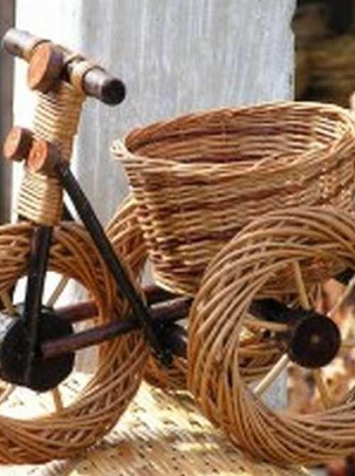 Традиції лозоплетіння в с. Іза Хустського району