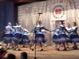 Закарпатський народний танець «Карічка» (запис 2005 року). Постановка Миколи Мовнара