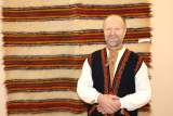 Майстер-клас із традиційного вовноткацтва від Миколи Кокіша