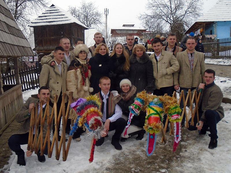 Обласний фестиваль «Коляди в Старому селі»