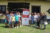 Творча майстерня з традиційного ковальства відбулася у селі Лисичово