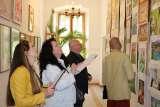 Журі оглянуло роботи учасників конкурсу «Легенди Карпат»