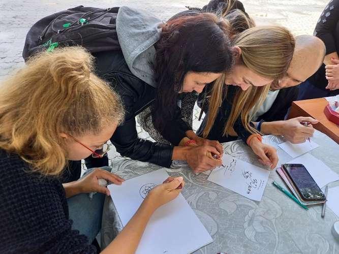 В Ужгороді пройшли тематичні майстер-класи