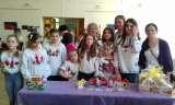 Працівники Центру культури навчали діток розмальовувати іграшки