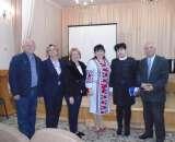 Віра Мадяр-Новак презентувала наукову працю