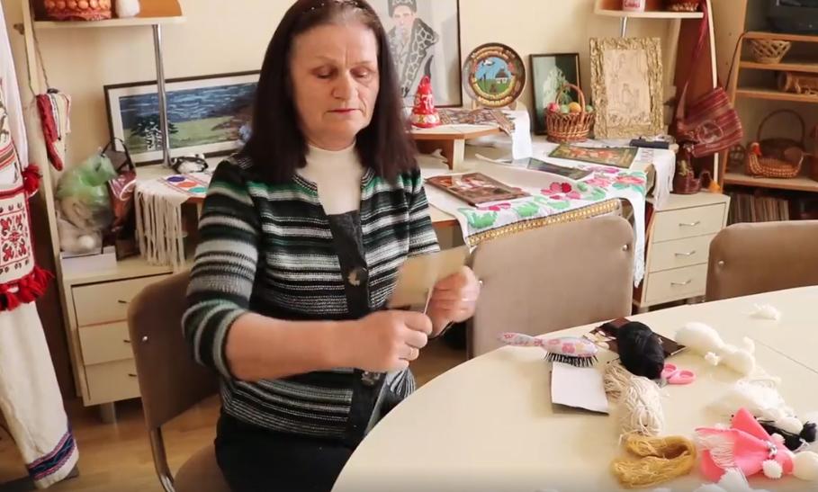 Майстер-клас із виготовлення ляльки-мотанки від  Олени ВАШ