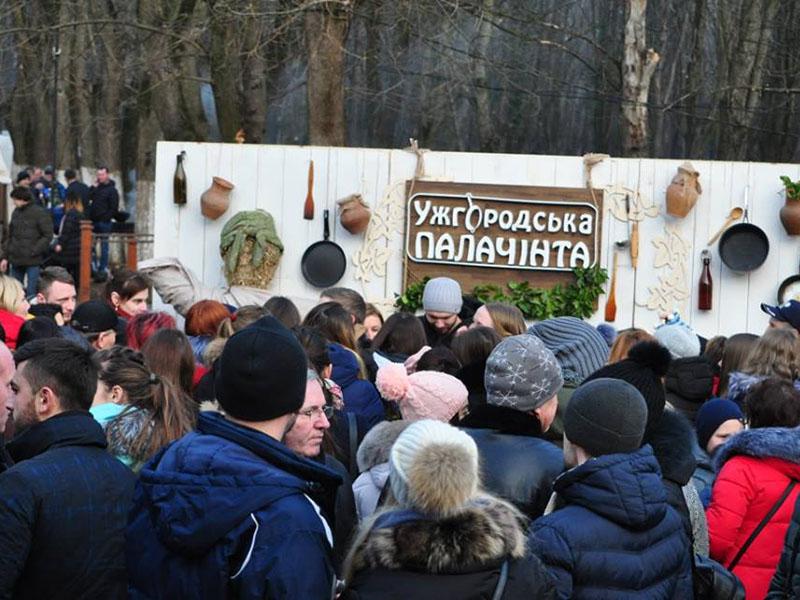 Фестиваль «Ужгородська палачінта»