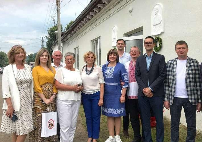 У селі Тур'ї-Ремети відкрили меморіальні дошки Іванові Пастеляку та Мирону Ролі