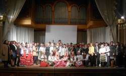 В Ужгороді провели обласну творчу лабораторію на тему хорових традицій народнопісенного співу Закарпаття