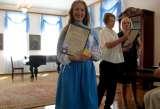 У Всеукраїнському конкурсі виконавців художнього слова імені Лесі Українки в музеї родини Косачів наш край представила Катерина Семенченко