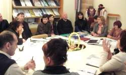 Відбулася нарада директорів районних і міських будинків культури та завідувачів методичних кабінетів
