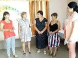 Працівники культури відвідали Іршавщину