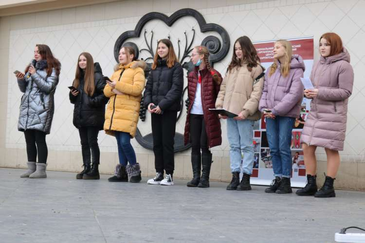В Ужгороді відбувся поетичний марафон