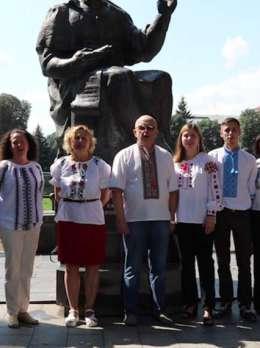 Привітання Обласного організаційно-методичного центру культури з Днем Незалежності України!