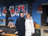 На «Різдво у повіті Марамуреш» завітала закарпатська делегація
