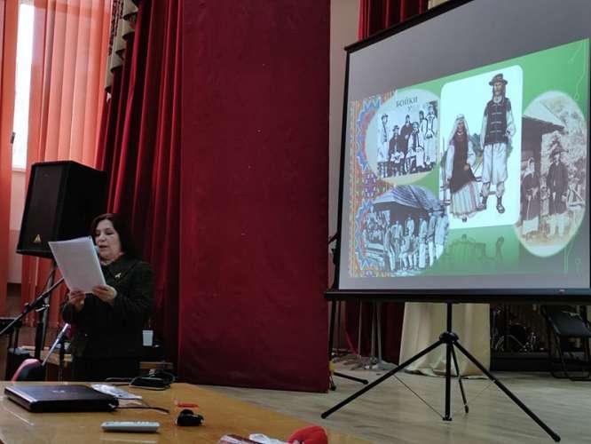 Про закарпатський фольклор та народні традиції розповідали на семінарі в Ужгороді