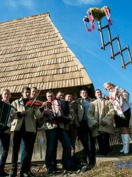 Різдвяна традиція «Шархань» с. Бороняво Хустського району («Боронявська Шархань»)