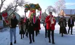 17 грудня Центр культури презентував відеофільм «Боронявський шархань»