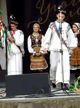 Традиції весільного обряду в с. Хижа Виноградівського району (або Хижанська свальба)