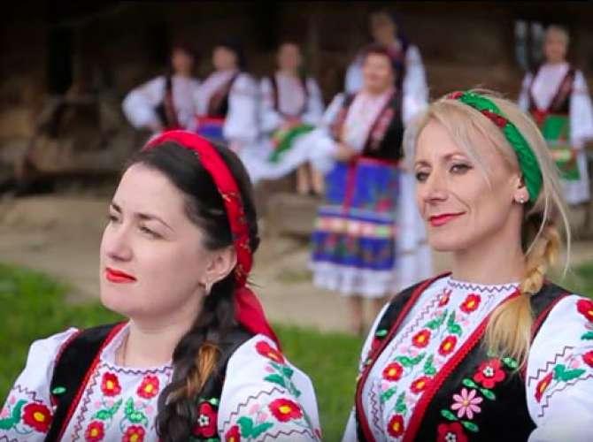 «О Боже муй, Боже муй». Народний аматорський вокальний ансамбль «Ужанка».