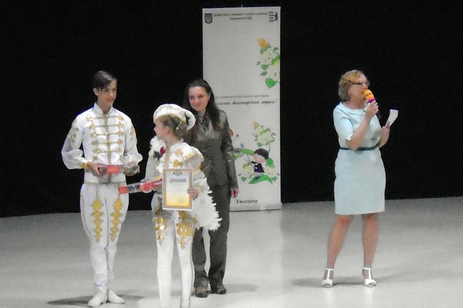 Обласний конкурс-фестиваль «Таланти багатодітної родини»