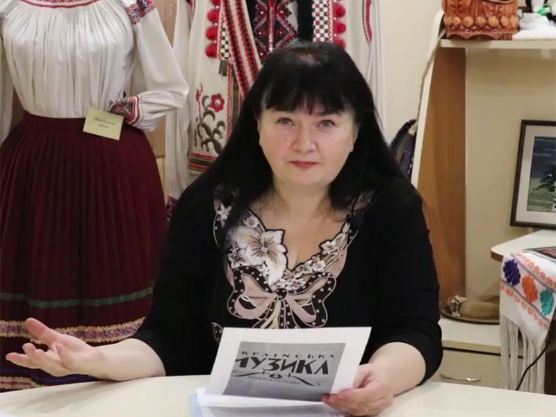 Василь Талапкович та його перший нотний збірник закарпатських народних пісень