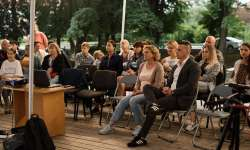На вечорі кіно в Ужгороді переглянули «Тіні забутих предків»