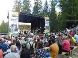 Обласний фестиваль фольклору «На Синевир трембіти кличуть»