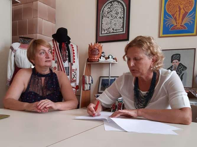 Підписано угоду про творче співробітництво