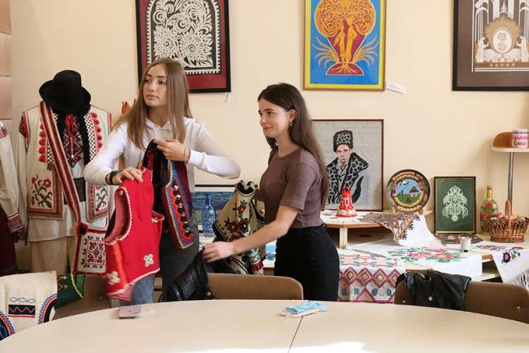 У Центрі культури провели урок навчальної практики