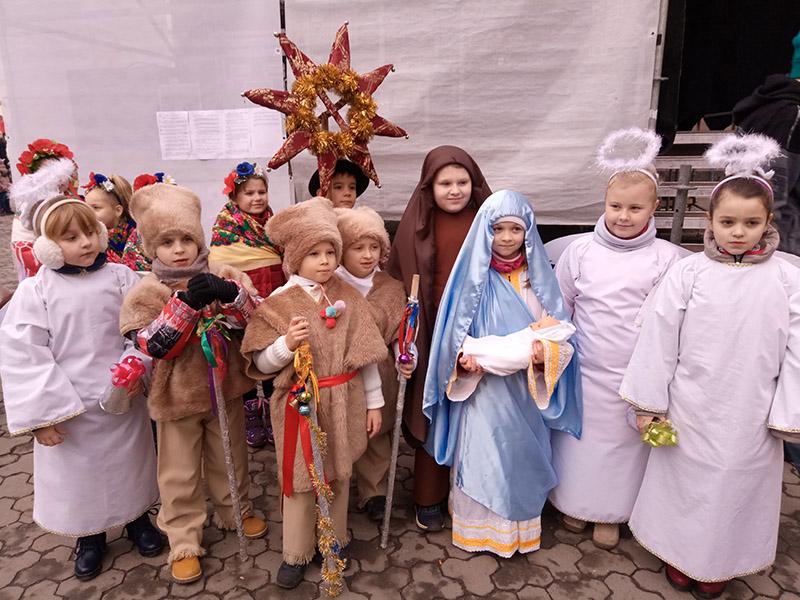 Міжнародний гастрономічний і колядницький фестиваль «Василля»