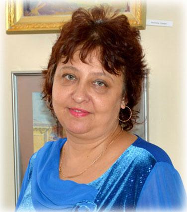 Людмила Василівна Веклюк