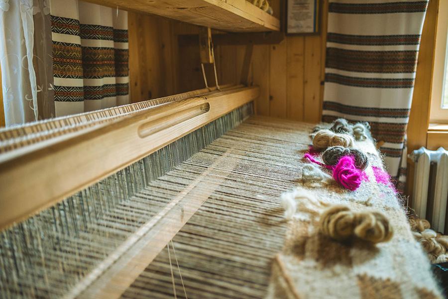 Традиції вовноткацта Закарпатської Гуцульщини (на прикладі  с. Розтоки Рахівського району)