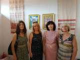 З нагоди Дня Незалежності України 16 майстрів презентували свої роботи на виставці «Із джерел народних»